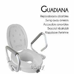 Mobiclinic, Guadiana, Rehausseur WC, Siège de toilette, Rehausseur toilette