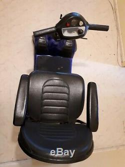 Mobilité scooter électrique sénior Invacare Lynx