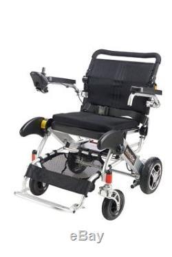 Movingstar pliable électrique fauteuil roulant Modèle 401 NOIR