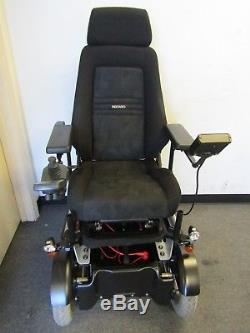 Otto Bock C1000 puissance Chaise Roulante avec Inclinaison Jambes 38.1cm