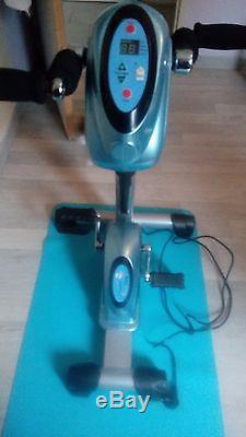 Pédalier d'exercices élect. CONFORT LINE, accessible personnes à mobilité réduite