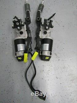 Paire de Quantum Bord Chaise Roulante Moteurs / Engrenages Assemblage