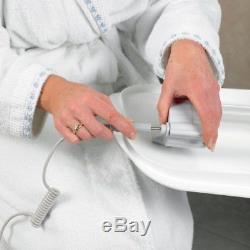 Patterson Medical Deltis UK Siège élévateur de baignoire