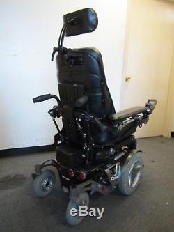 Permobil C300 Chaise Roulante, puissance Inclinaison Inclinaison Jambes et 20.3cm