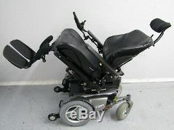 Permobil C300 Chaise Roulante, puissance Inclinaison, Inclinaison et Jambes