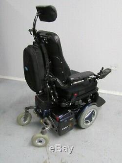Permobil C400 Chaise Roulante, puissance Inclinaison Inclinaison Jambes et 8
