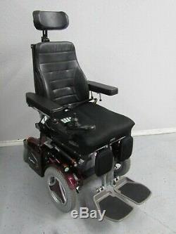 Permobil C400 Chaise Roulante, puissance Inclinaison, Jambes, 8 Lift, Feux