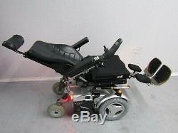 Permobil C500 Chaise Roulante, puissance Inclinaison, Jambes, Lift, Lumière New