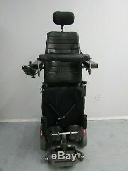 Permobil C500 vs, Vertical Support Chaise Roulante, Inclinaison, Pieds, Neuf Piles