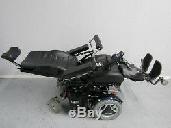 Permobil C500 vs, Vertical Support Chaise Roulante, Inclinaison, Pieds et Lift /