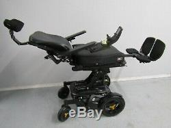 Permobil F3 Chaise Roulante, puissance Inclinaison, Inclinaison, Jambes et 12