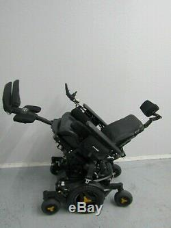 Permobil M3 Chaise Roulante, puissance Inclinaison Inclinaison Jambes et 12