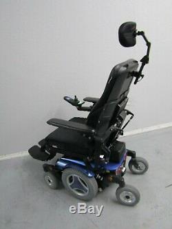 Permobil M300 Chaise Roulante, puissance Inclinaison Inclinaison Jambes et 8