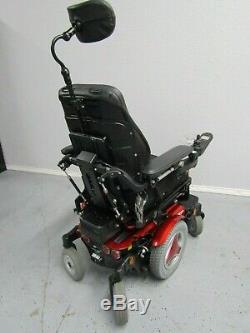 Permobil M300 Chaise Roulante, puissance Inclinaison, Inclinaison et Pieds