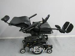 Permobil M300 Chaise Roulante, puissance Inclinaison, Jambes, 8 Ascenseur Neuf