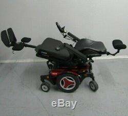Permobil M300 Chaise Roulante, puissance Inclinaison, Lift, Inclinaison et Jambes