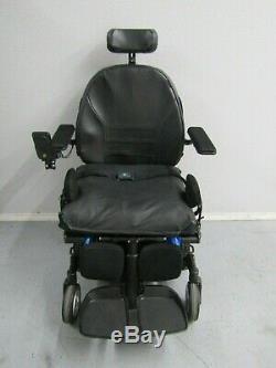 Permobil M300HD Chaise Roulante, puissance Inclinaison, Inclinaison, et Jambes