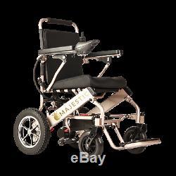 Pli et Voyage Électrique Chaise Roulante Médicale Mobilité puissance de Scooter