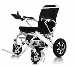 Pliant Léger Roulante Electrique Médical Mobilité Aide Motorisé