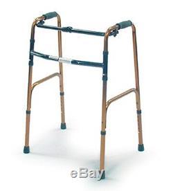 Portable marche à Starr de léger jusqu'à 130 kg, Déambulateur debout Oser aller