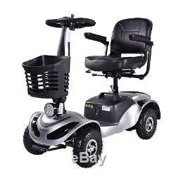 Premium Seniorenfahrzeug Seniorenmobil Mobilitätsfahrzeug Scooter 24 Volt