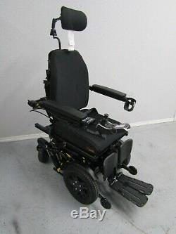 Pride Quantum 4FRONT Chaise Roulante, puissance Inclinaison, Inclinaison et le