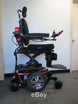 Quantum Ilevel Chaise Roulante, puissance Lift Inclinaison Inclinaison & Pieds