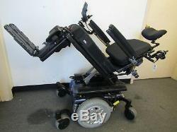Quantum Q6 Bord Chaise Roulante, puissance Inclinaison, Pieds Neuf Piles, 35.4km
