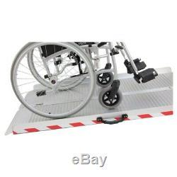 Rampe d'accès pliable en aluminium BASIK 920 mm