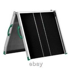 Rampe d'accès pliante large 2500 / 1280 mm
