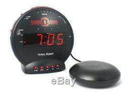 Réveil vibreur Sonic Bomb SBB500 Neuf