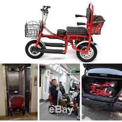 Scooter Electrique Pour Seniors Et Mobilité Réduite Vitesse 35 Km/h