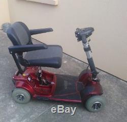 Scooter Handicapé 4 roues Pride Revo SC64