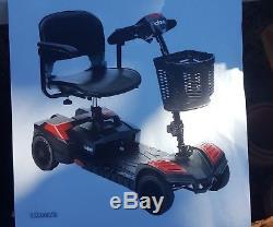 Scooter electrique mobilite reduite adulte