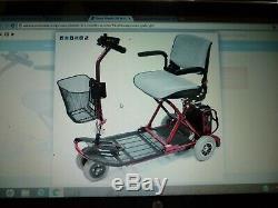 Scooter mobilité réduite RASCAL ultra lite 335