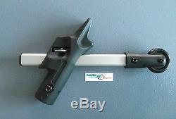 Sicherreitsrad Fauteuil Roulant Support Rabattable Protection De Décrochage 25mm