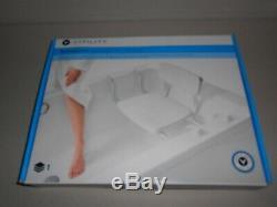 Siège de baignoire ajustable avec dossier VITILITY 70110830