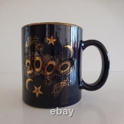 Tasse porcelaine art Monaco Monte-Carlo Journée handicap 2000 Lions club PN