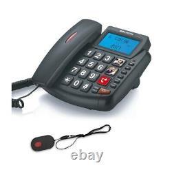 Téléphone Alarme Sociale Telealarm Urgence Vol Qualifié gées Handicapés