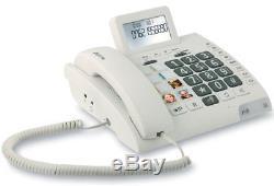 Téléphone amplifié photophone Scalla 2 Neuf