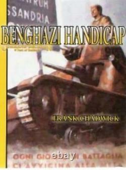 Test De Bataille Command Decisionnel 4th Édition Benghazi Handicap NM