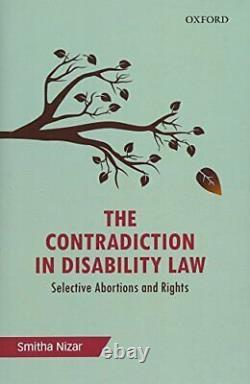 The Contradiction En Handicap Law Sélectif Abortions Et Droits