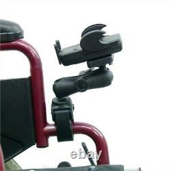 Universal Mobile Smartphone Support Montage Pour Fauteuil Roulant Handicap